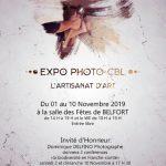 Affiche Expo CBL 2019