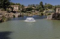 Le jardin de St Adrien