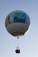 Ballon à gaz